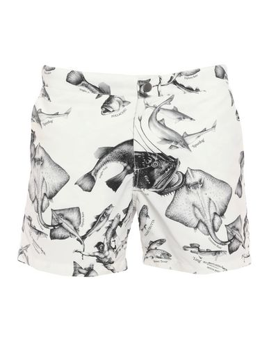 RIZ BOARDSHORTS Swim Shorts in Lead