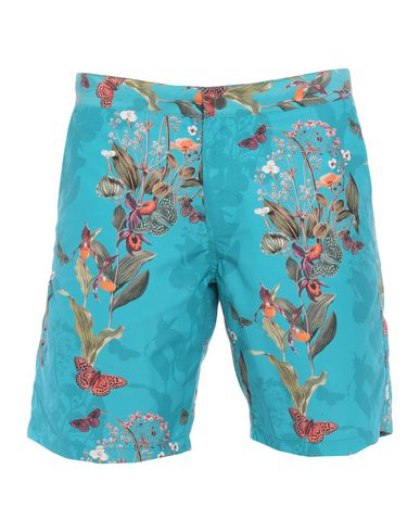 RIZ BOARDSHORTS Swim Shorts in Green