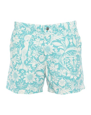 RIZ BOARDSHORTS Swim Shorts in Light Green