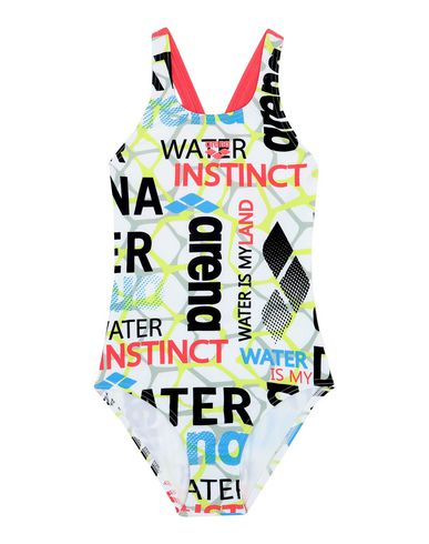 ARENA One-Piece Swimsuits in White