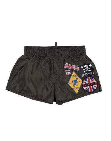 69c88cb4e5 Dsquared2 Swim Shorts Boy 3-8 years online on YOOX United States