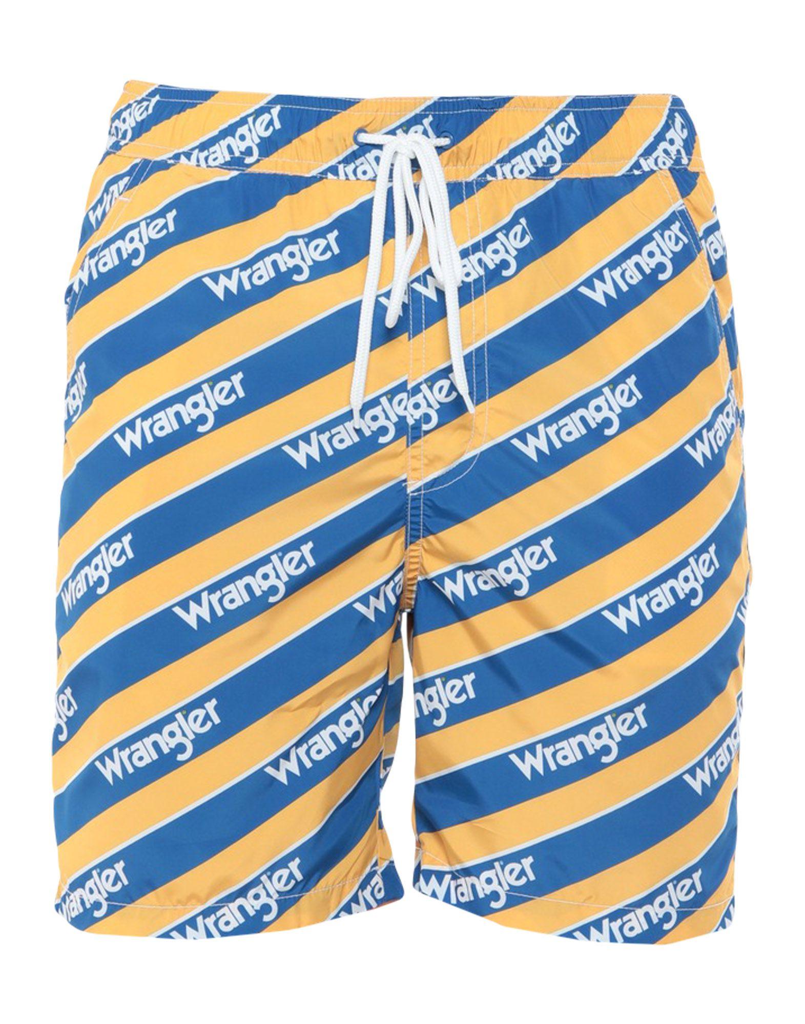 e7b4567e07ea1 Wrangler Swim Shorts - Men Wrangler Swim Shorts online on YOOX United  States - 47234846FS