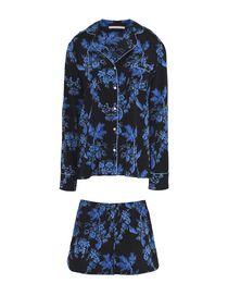 Women s pajamas online  elegant one-piece pajamas in silk and cotton ... 1827935e8