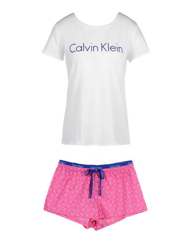 calvin klein underwear pyjama damen pyjamas calvin klein underwear. Black Bedroom Furniture Sets. Home Design Ideas