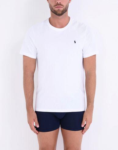 Polo Ralph Lauren Sove Bomullstopp Camiseta Interiør klaring laveste prisen P64WvAI