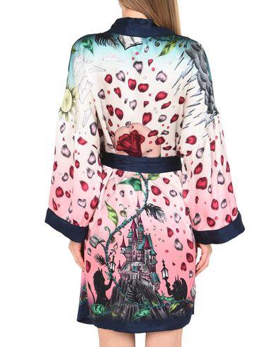 EMMA J SHIPLEY x DISNEY Beauty and the Beast Silk Silk Robe Bata