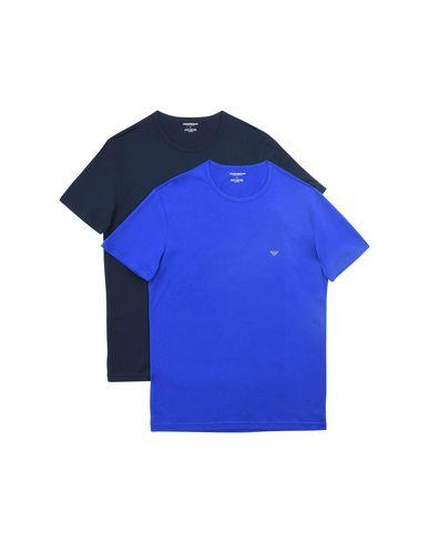 EMPORIO ARMANI MENS KNIT 2-PACK T- Camiseta interior