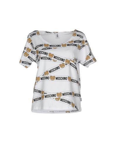 MOSCHINO UNDERWEAR Undershirt in White