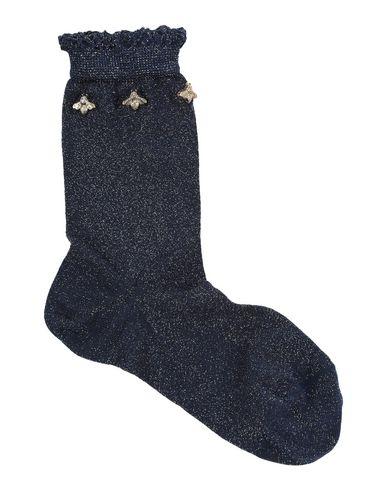 PIERRE MANTOUX Socks & Tights in Dark Blue