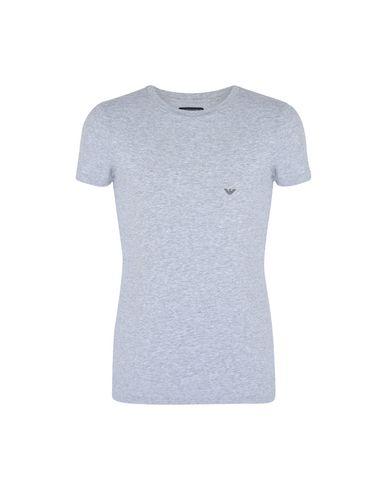 Tricot De Peau Emporio Armani Crew Neck T-Shirt S Sleeve - Homme ... 9b4c364e17b