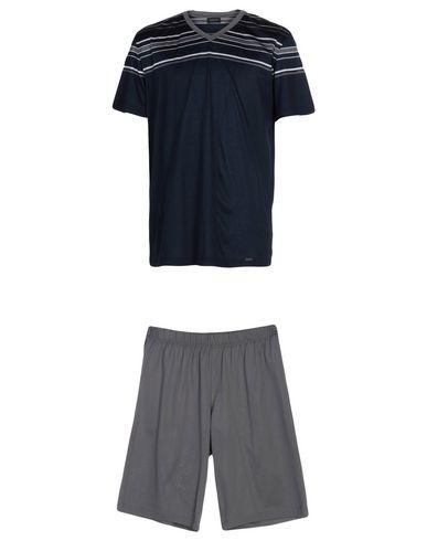 Bleu Bleu Pyjama Hanro Pyjama Foncé Bleu Hanro Foncé Hanro Pyjama cWpF8qB