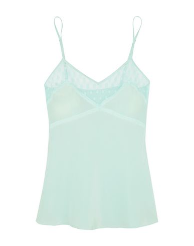 MIMI HOLLIDAY BY DAMARIS Tank Top in Sky Blue
