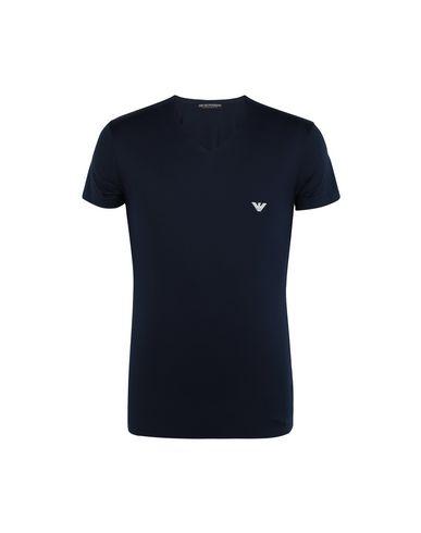 tricot de peau emporio armani v neck t shirt s sleeve. Black Bedroom Furniture Sets. Home Design Ideas