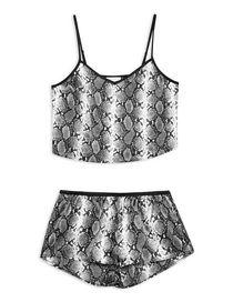 91dbecf18e Pigiami donna online: pigiami interi eleganti di seta e cotone | YOOX