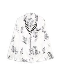 66a954a2cb Pigiami donna online: pigiami interi eleganti di seta e cotone | YOOX