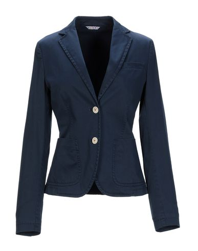 Blazers in Dark Blue