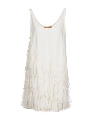 Top Qualität zum Verkauf Auf der Suche nach JOHN GALLIANO Kurzes Kleid Outlet Das günstigste IUntC