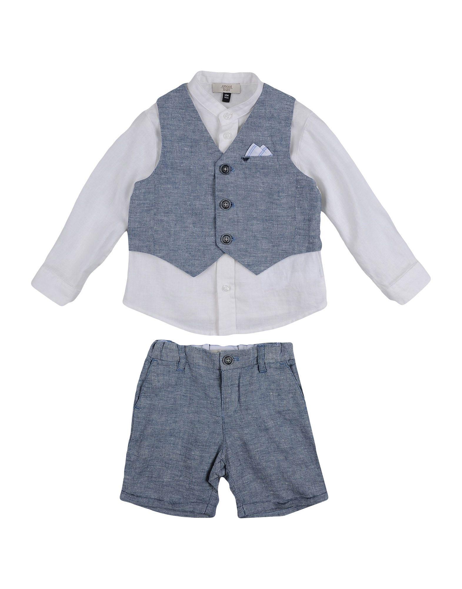 best service many fashionable super cute Completo Elegante Armani Junior Bambino 0-24 mesi - Acquista ...