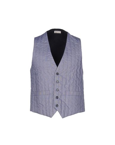 BEVILACQUA Suit Vest in Blue