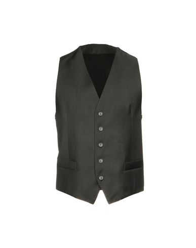 SUITS AND JACKETS - Waistcoats Alessandro Dell´Acqua Free Shipping Cheap Real Big Sale For Sale Cheap Outlet Store k9Vvq
