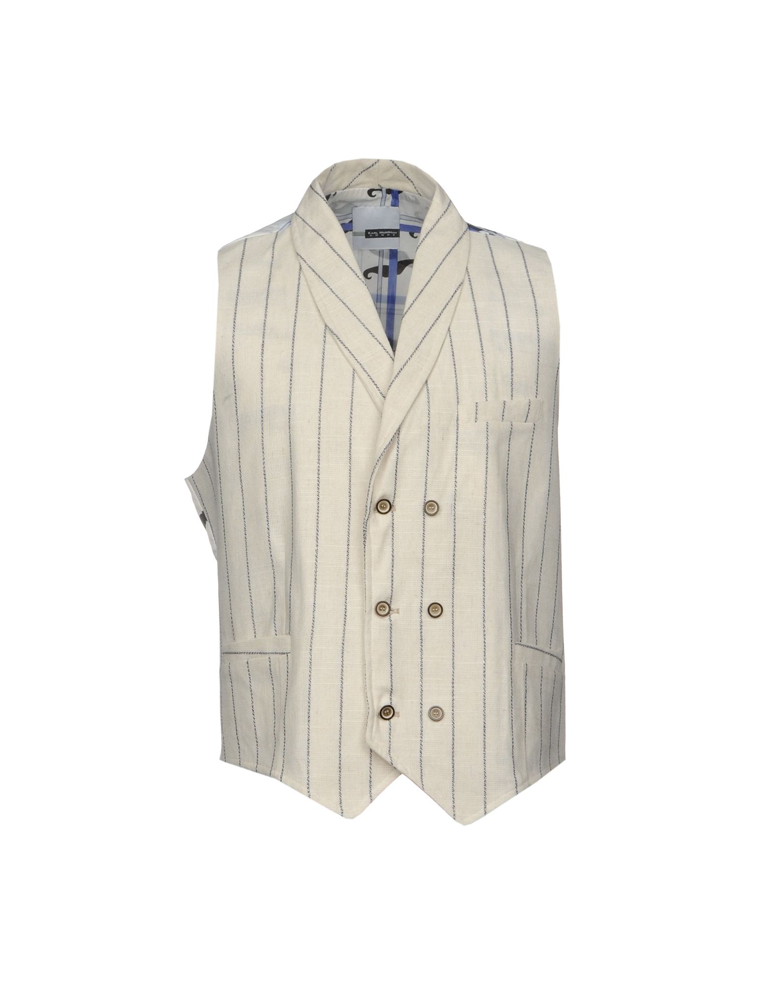 TRAJES Y CHAQUETAS - Chalecos Karl Mommoo Homme SiUEicOt0