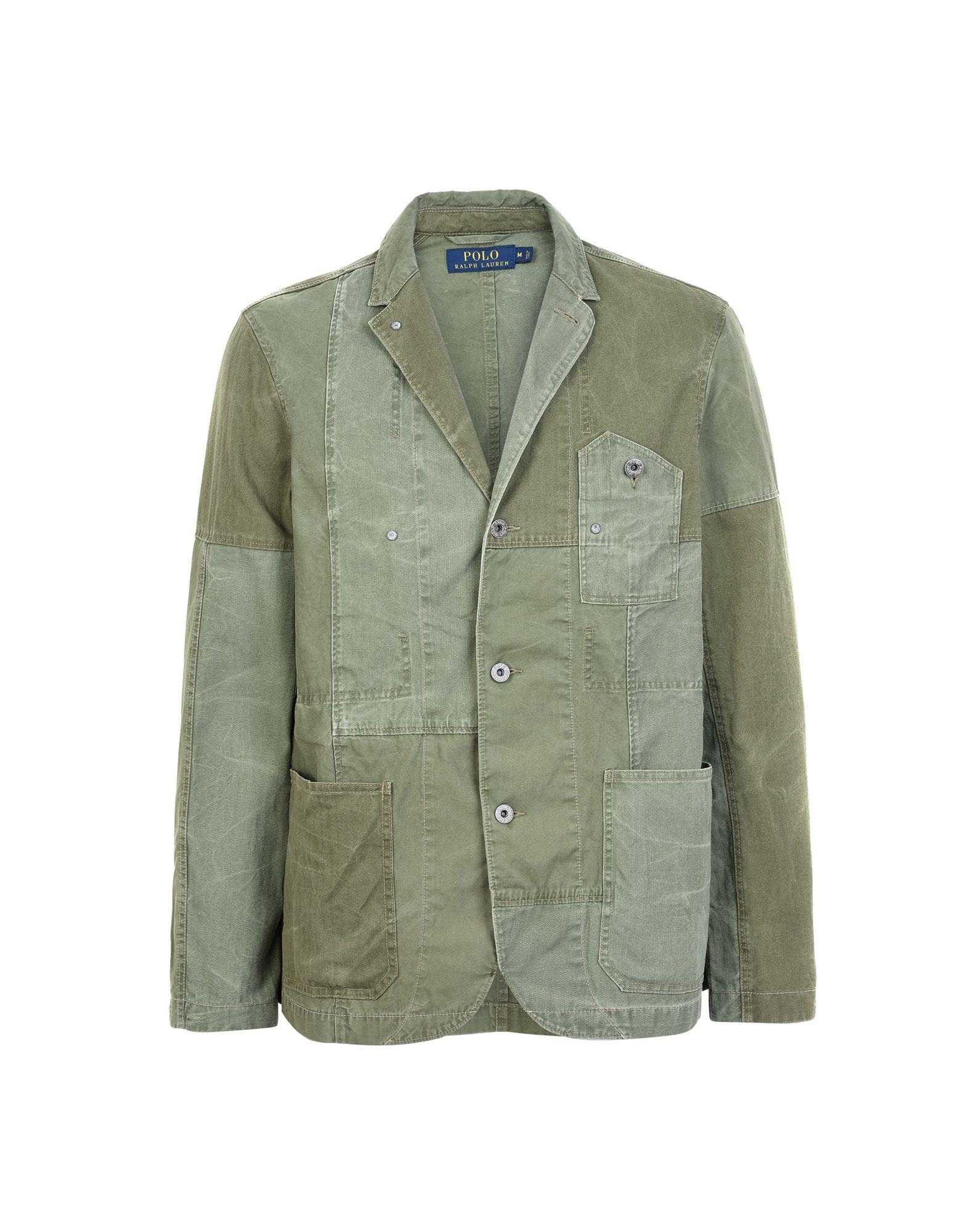 Giacca Polo Ralph Lauren Patchwork Jacket - Uomo - Acquista online su