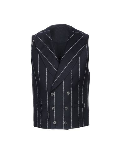 SAINT PAUL Suit Vest in Dark Blue