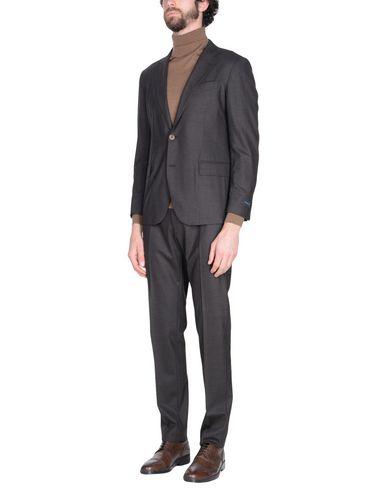TOMBOLINI Suits in Dark Brown