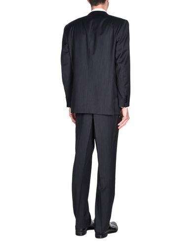 Canali Costumes Noir Canali Costumes TH87xqCC