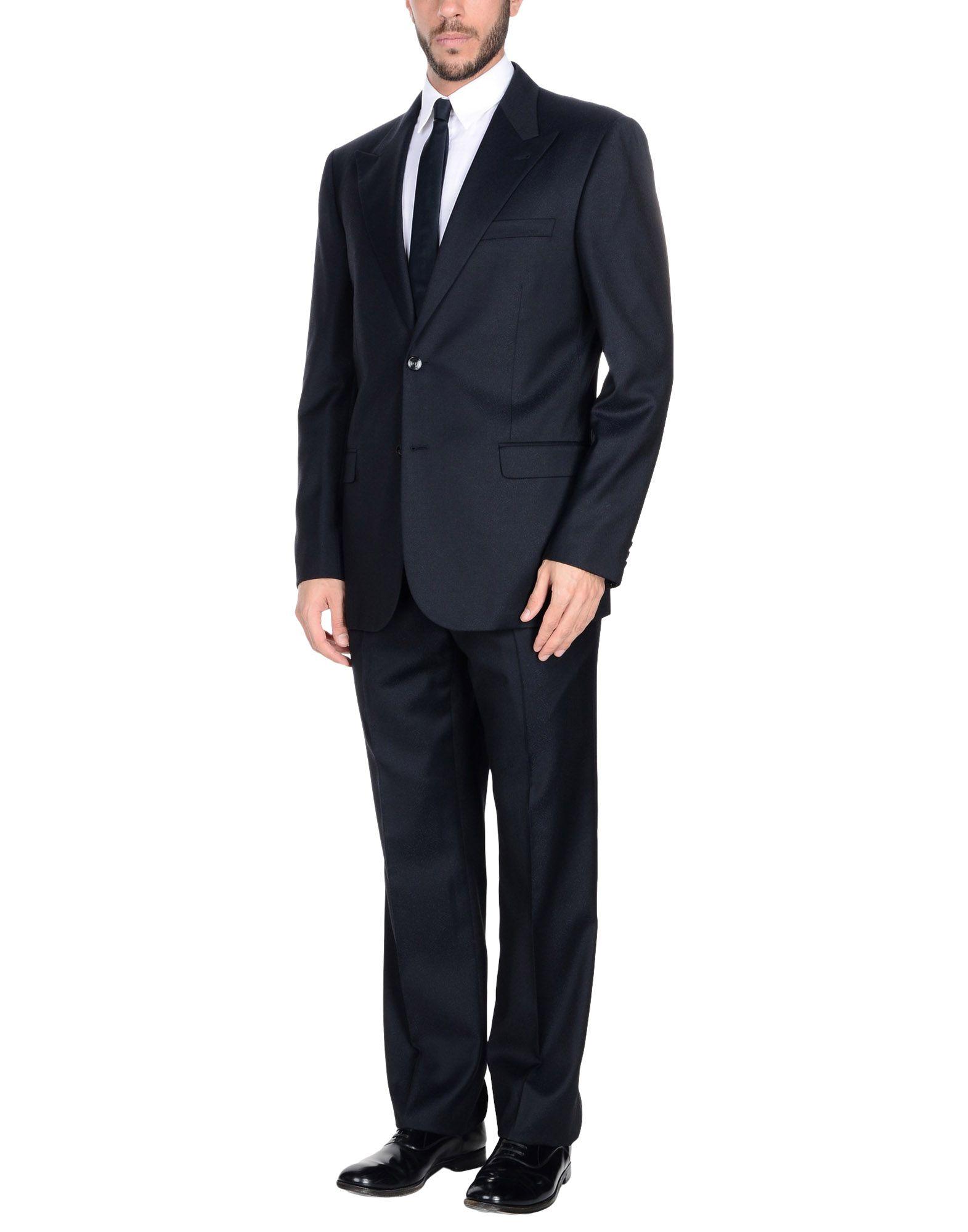A buon mercato mercato mercato Abito Versace Uomo - 49386049KK 262030