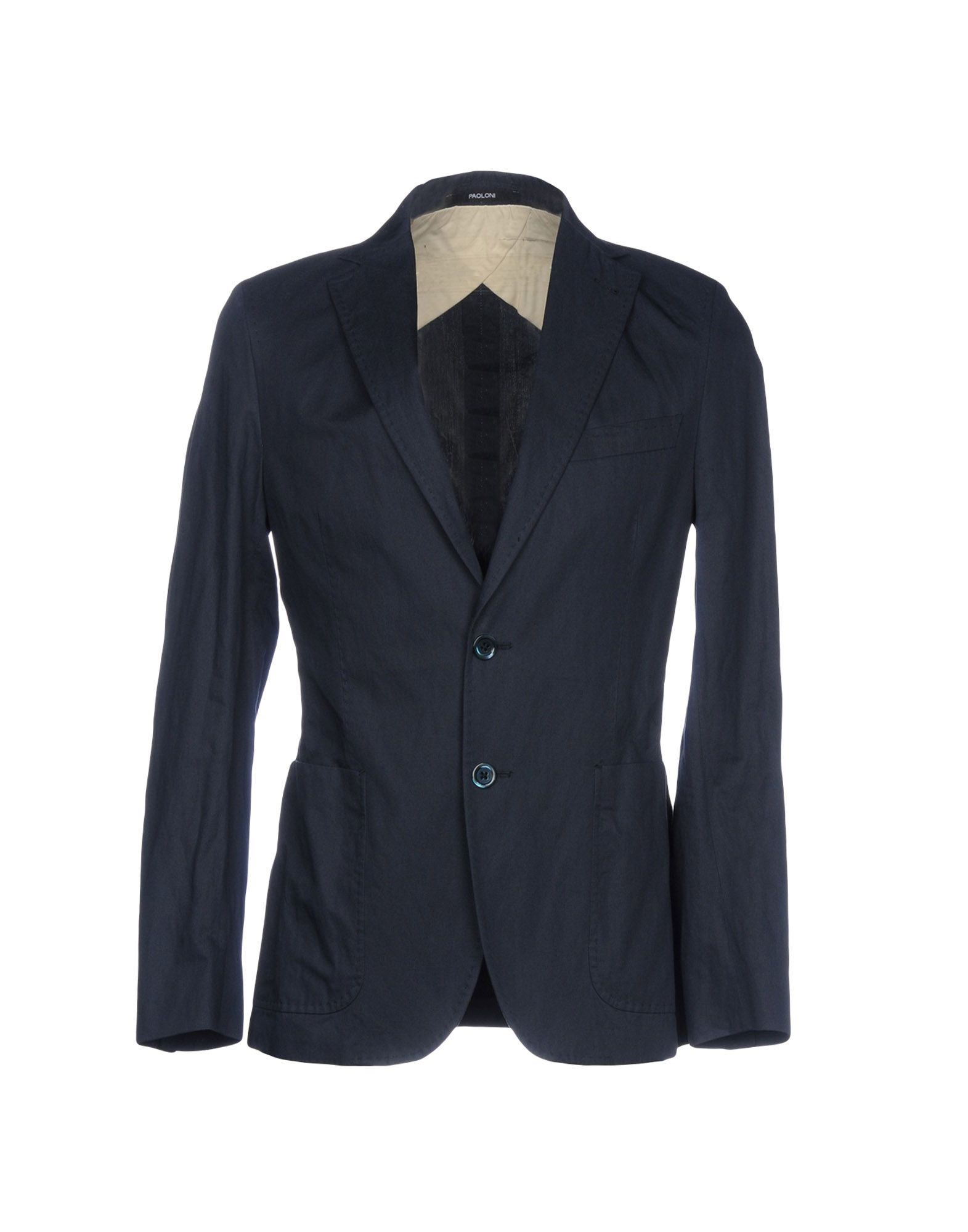 Paoloni Men Spring Summer And Fall Winter Collections Shop Online Black Blazer Jaket Korea Style Sk 15 At Yoox