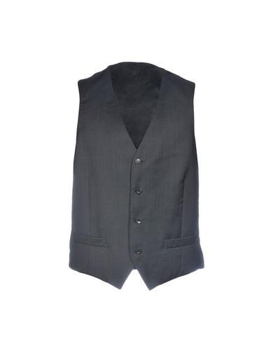 LUBIAM Suit Vest in Steel Grey