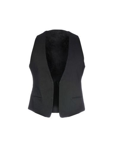 SUPERFINE Suit Vest in Black