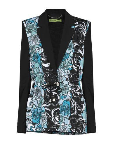 Veste Versace Jeans Femme Vestes Versace Jeans Sur Yoox 49412342js