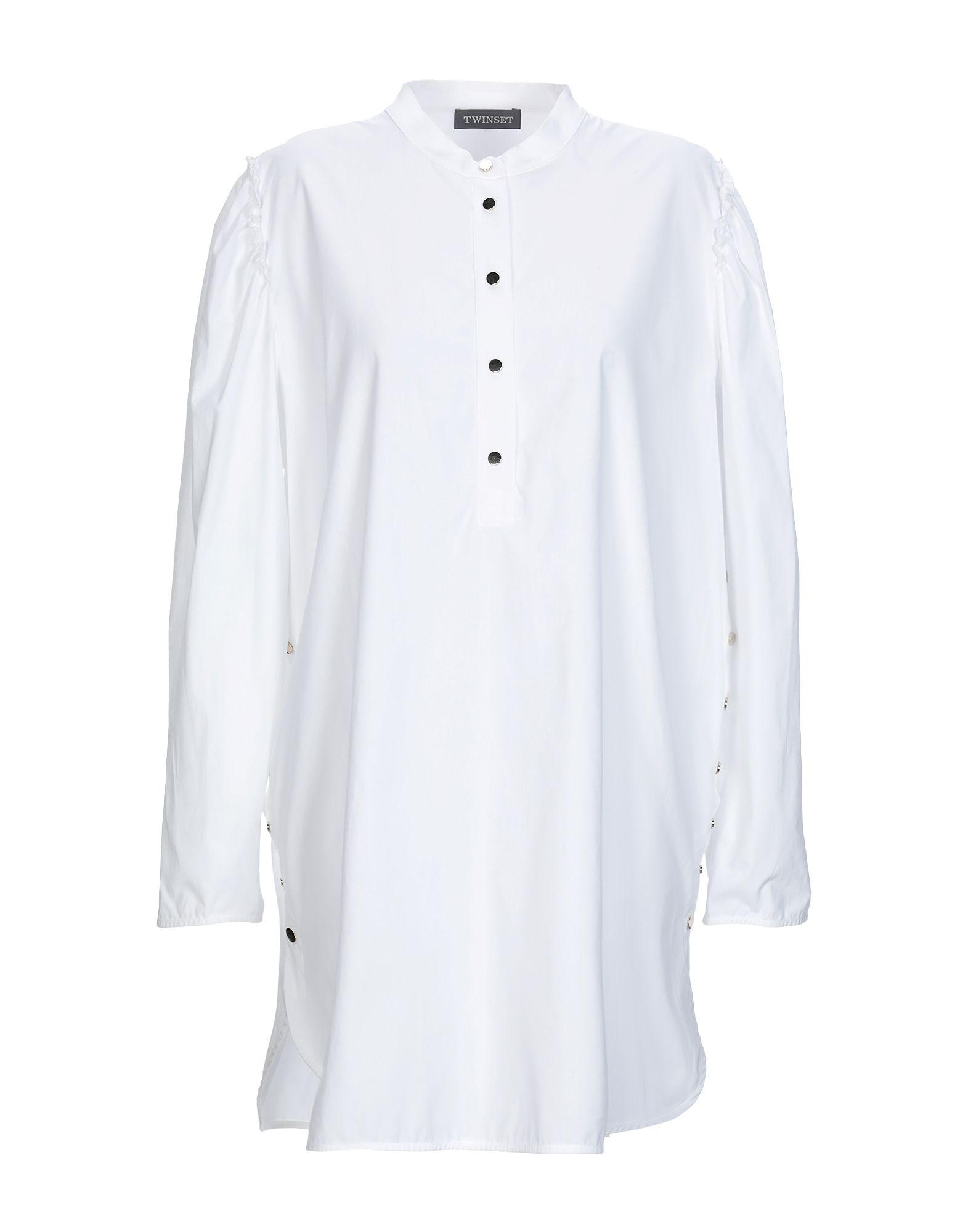 Camicie E Blause Tinta Unita Twinset damen - 49425189RT