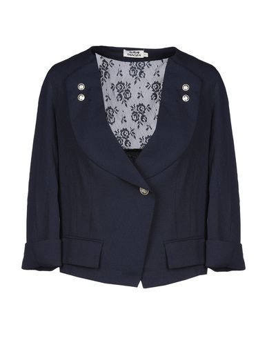 MOLLY BRACKEN Blazer in Dark Blue