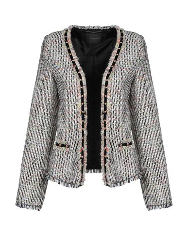 MAISON SCOTCH Blazer in White
