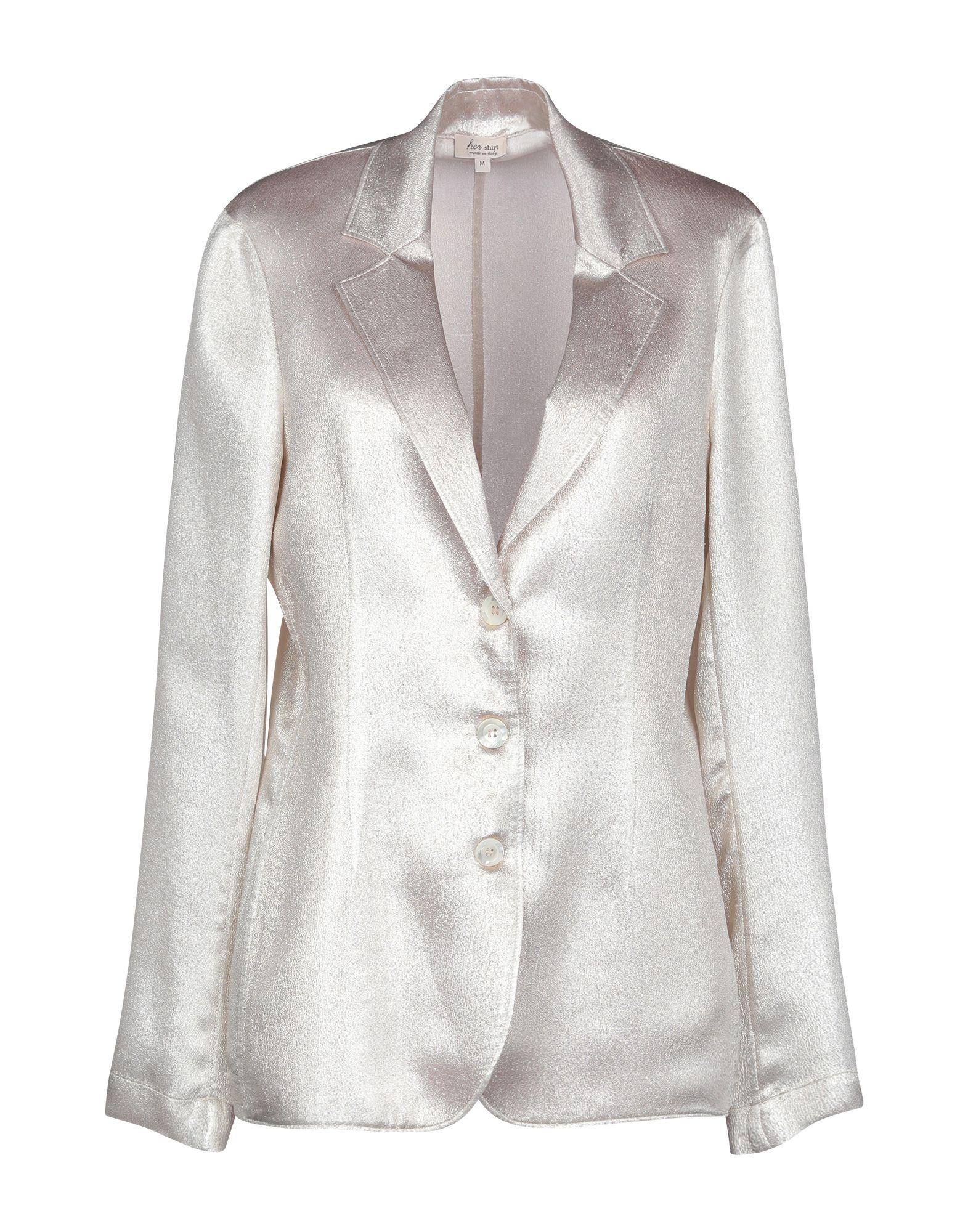 Giacca Giacca Giacca Her Shirt donna - 49431102LD 4b3