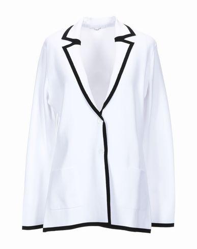 KANGRA CASHMERE Blazer in White