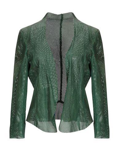DACUTE Blazer in Green