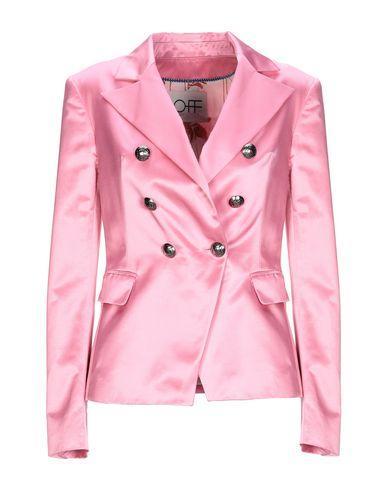 OFF Blazer in Pink