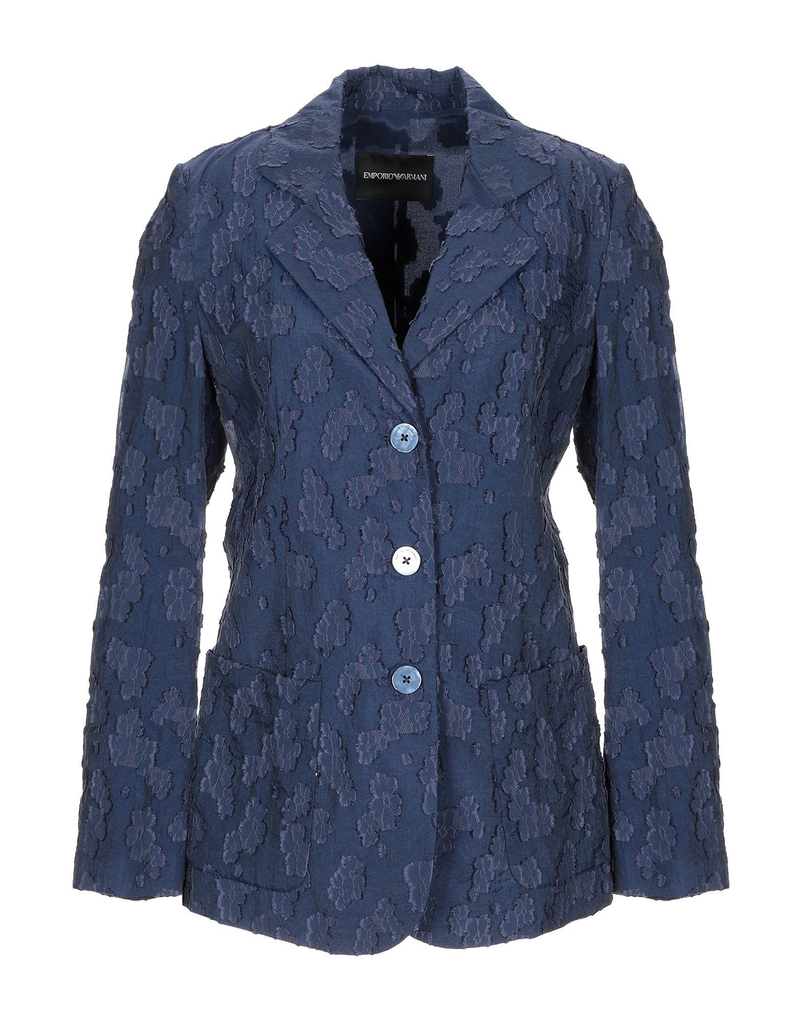 da08ca7cfc34 Emporio Armani Sale - Coats   Jackets Emporio Armani - Emporio Armani Women  - YOOX United States