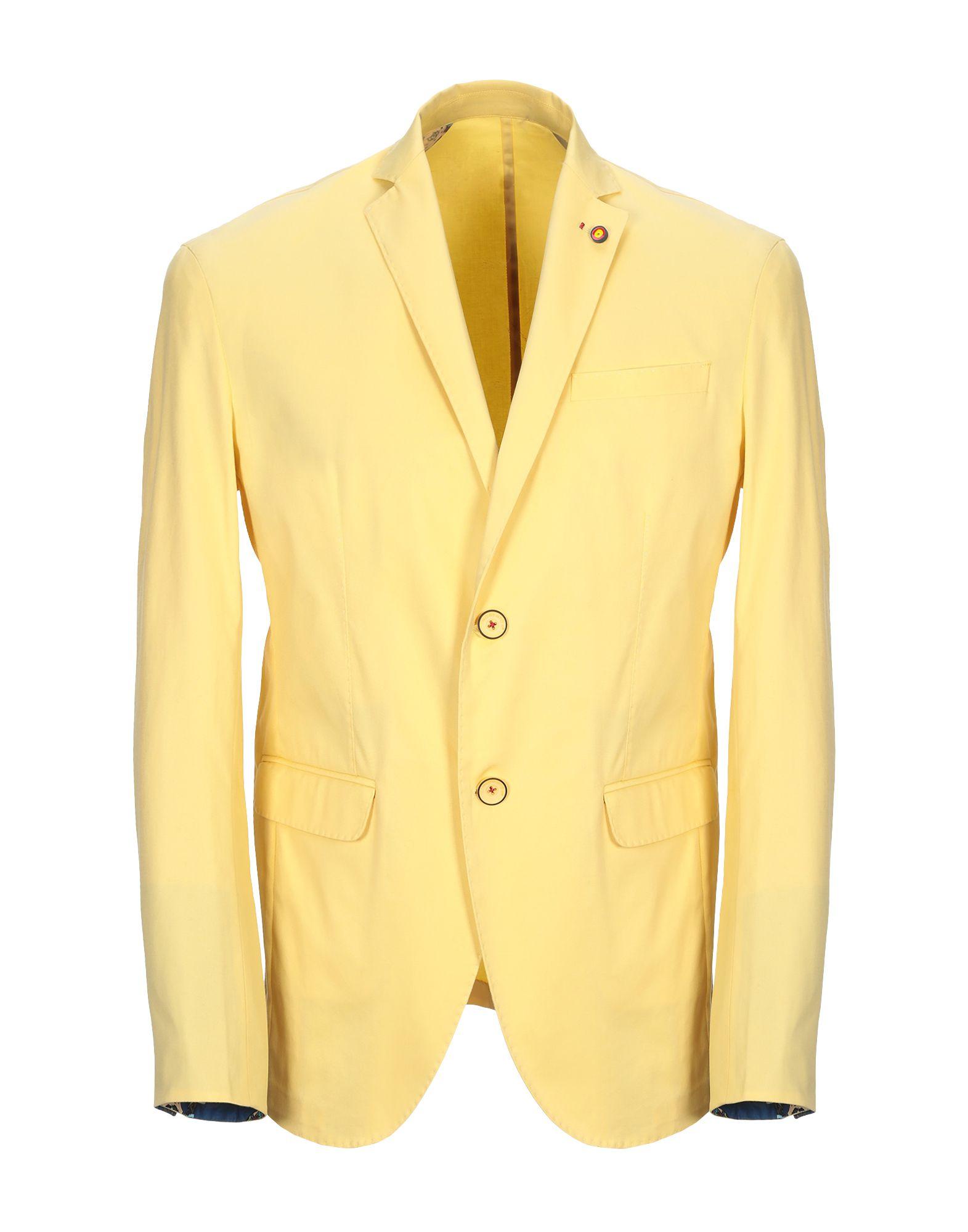 黄色ジャケット