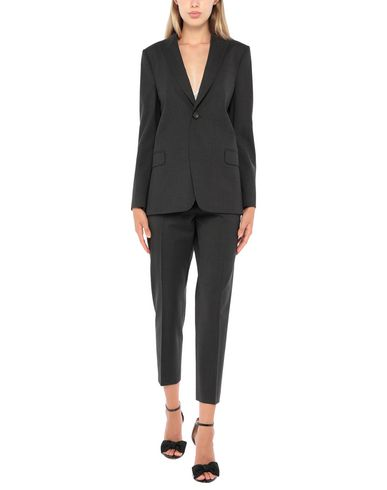 Dsquared2 Suit In Steel Grey