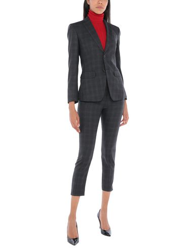 Dsquared2 Suit In Lead