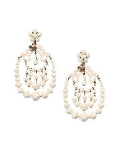 MERCANTIA Earrings in Ivory