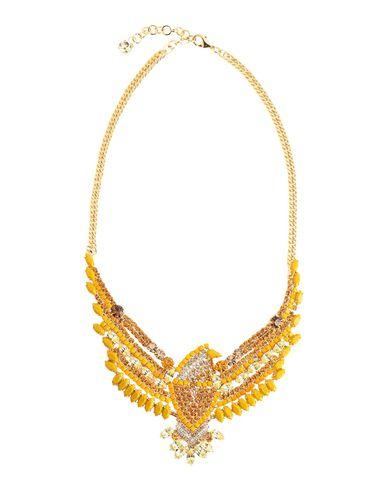 LISA C BIJOUX Necklace in Yellow