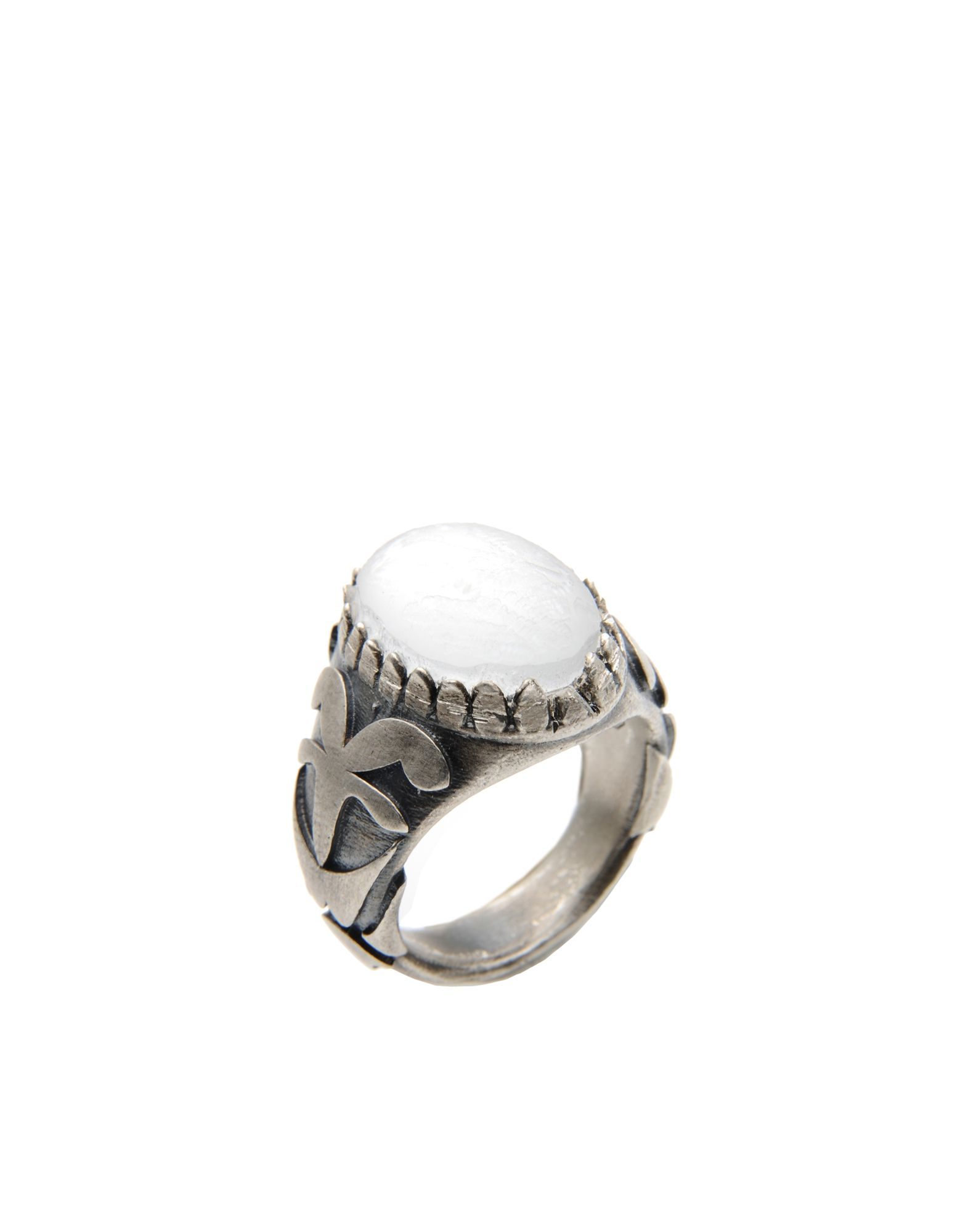Anello First People First Fleur-De-Lis University Ring - Uomo - Acquista online su