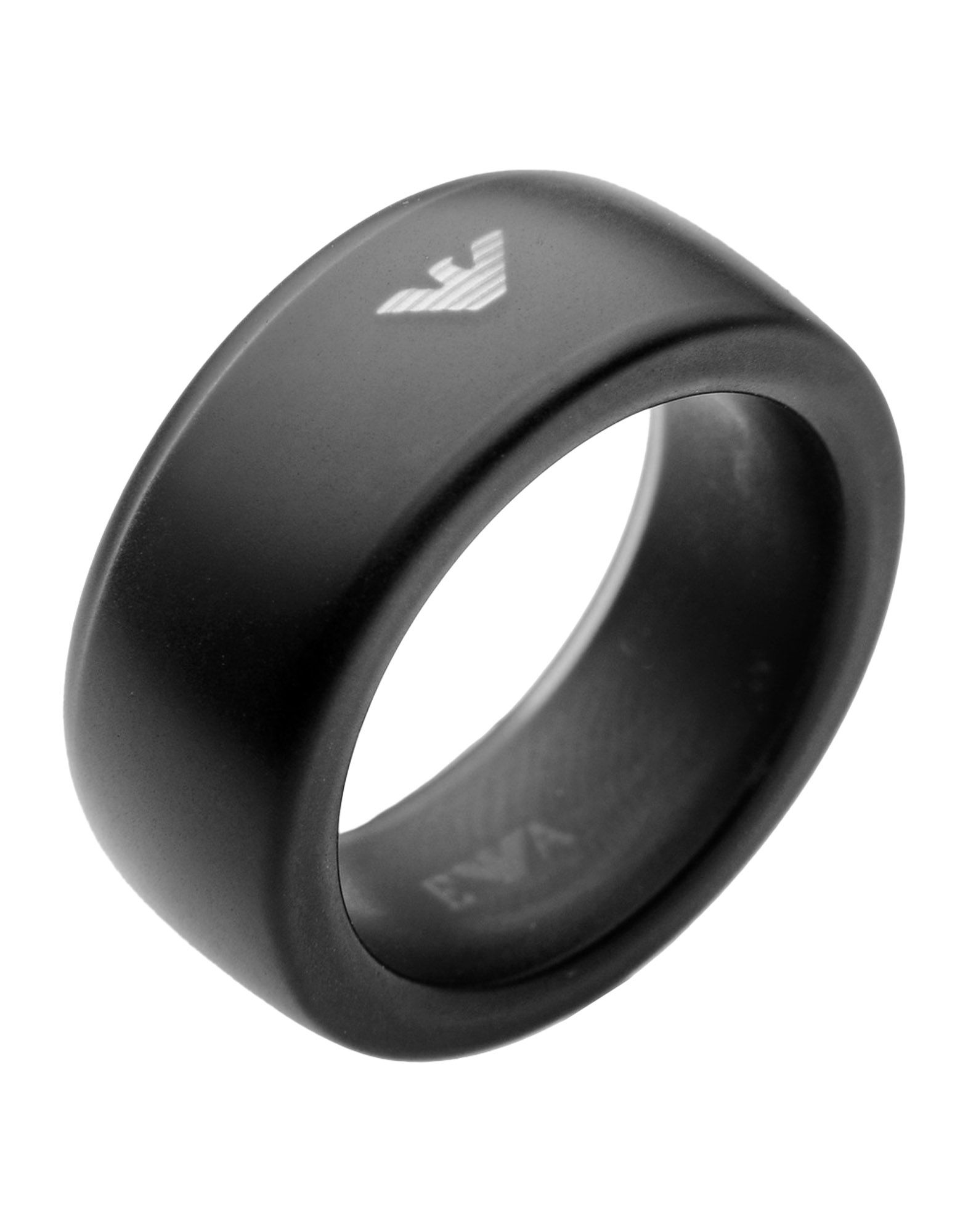 stainless rings for womens jewelry dp spinner mens and fansing black wedding bands steel