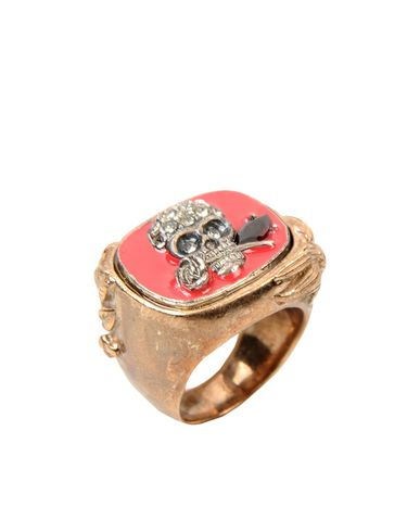 STEFANIA DI PARDO Ring in Red